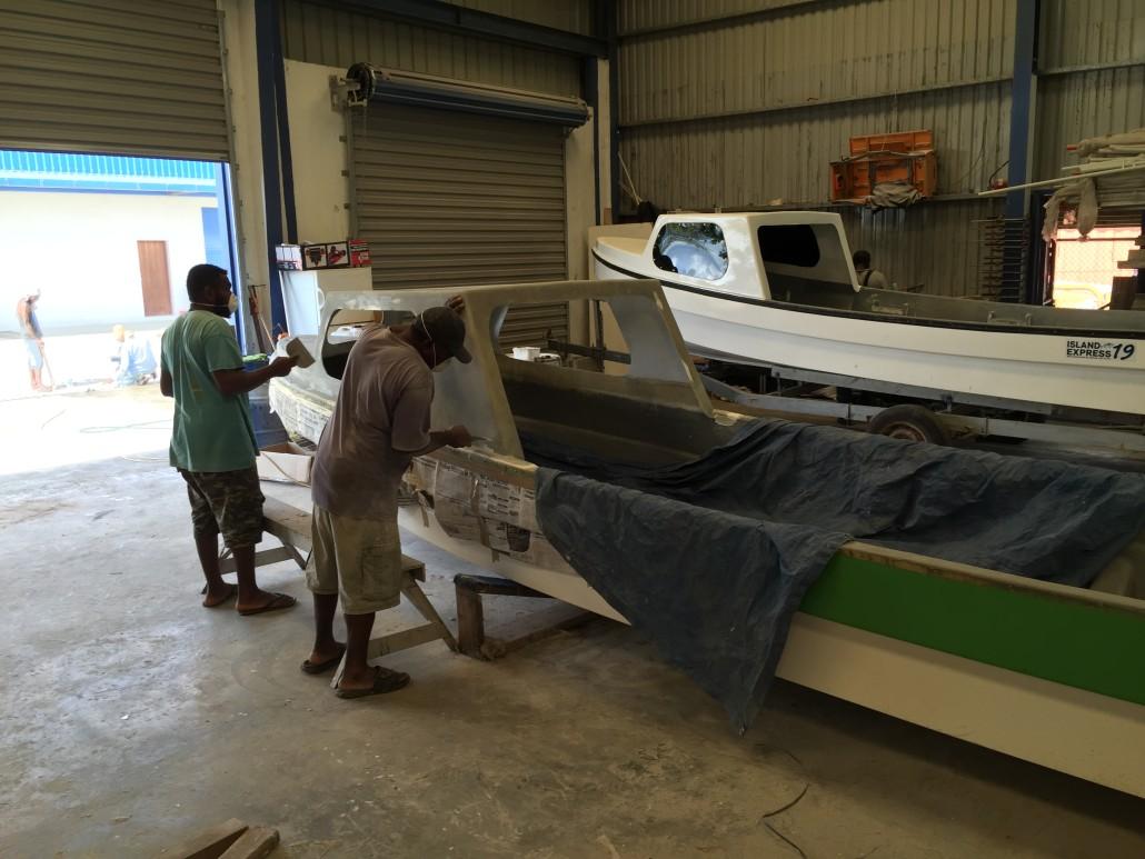 Vila Marine Vanuatu | Custom Boats